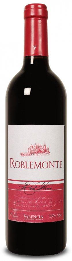 84-Punkte Wein Roblemonte – Valencia DO Tinto für 2,74€ statt 7,99€ + 15€ gutschein @Weinvorteil