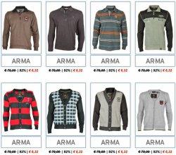 92% Rabatt auf alles der Marke AR-MA für je 6,32€ [MBW 26€!] @hoodboyz.de