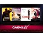 ab Mittwoch 7 Uhr bei vente-privee: CinemaxX Kino-Tickets mit mehr als 50% Rabatt