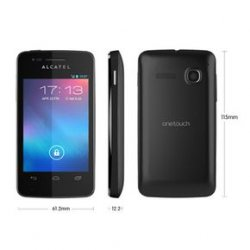 Alcatel One Touch 4030D S Pop raven black für 51,88€ zzgl. Versandkosten @notebooksbilliger