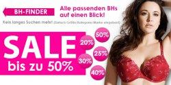 Bis zu 50 Prozent Rabatt im Sale bei Lace.de