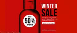 Bis zu 50% Rabatt im The Body Shop Wintersale