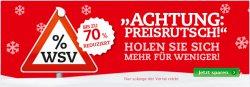 Bis zu 70% Rabatt im Wintersale bei Thalia