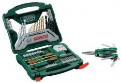 Bosch Promoline 70-tlg. X-Line Set + Multitool für nur 24,99€ bei Conrad mit 5€ Gutschein (Idealo: 29,95€)