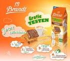 Brandt Frühstückszwieback gratis testen durch Cashback