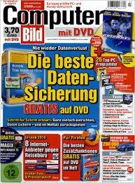 ComputerBILD mit DVD Jahresabo für 29,90€ statt 106,90€ @soforteinloesen.de