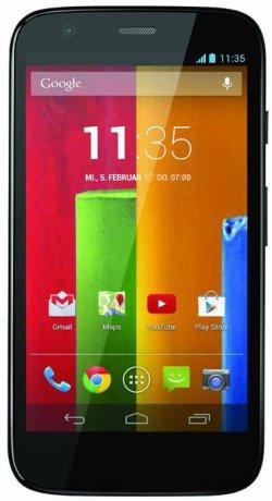 Das Motorola Moto G 4.5″ Smartphone mit mobilcom debitel Flat M Internet für nur 4,95€ im Monat @modeo.de (50€ Gewinn)