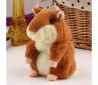 Der sprechende Hamster Mimicry Pet für 5,22€ inkl.Versand @ebay [Versand aus China]