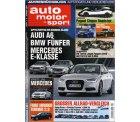 Die Zeitschrift Auto Motor Sport im Jahresabo für effektiv nur 22,70€ durch 75€ Gutschein! @hobby-freizeit.de