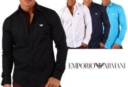 Emporio Armani Hemden für nur 37,90€ kostenloser Versand @eBay