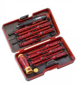 Felo 06391316 E-Smart Box Industry für Elektriker 12-teilig für 52,17€ VSK frei [idealo 108,35€] @Amazon