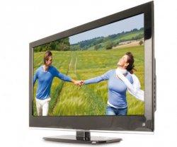23,6″ Full-HD LED-Bildschirm/-TV mit DVD [B-Ware] für 129,95€ zzgl. VSK @Pollin.de