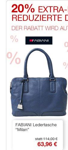 Galeria Kaufhof: 20 % Extrarabatt auf bereits reduzierte Handtaschen