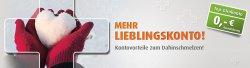 Girokonto: kostenlose Kontoführung ohne Mindesteingang, div. Zusatzleistungen gebührenfreie Kreditkarte @Norisbank.de
