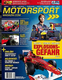 Gratis: 1x Motorsport Magazin   muss nicht gekündigt werden, da kein Abo @motorsport-magazin.com