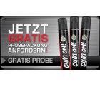 Gratis Probepackung Gleitgel 7ml sowie Kondom bestellen @cumon.com