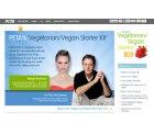 Gratis Starterkit für Vegetarier/Veganer bestellen @Peta