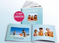 GRATIS statt 17,90€ – Fotobuch mit 30 Seiten – Versand 5,90€ @photobox