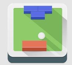 "gratisApp statt 0,77 € ""Break The Blocks Brick Breaker"" @Google Play"