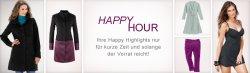 Happy Hour bei bon prix, tolle Aktion, nur bis 24:00 Uhr
