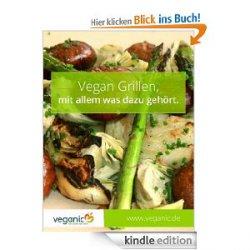 Gratis eBook bei Amazon: Vegan Grillen – mit allem was dazu gehört und weitere Veggierezepte