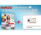 HÖZU 12 x Testen + Gutscheinwert 20€ auswählen Effektivpreis von nur 0,40cent @Lesershop24