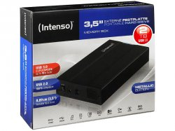 Intenso Memory Box 2TB Externe 3.5″ Festplatte mit USB3.0 fpr 66,90€ + 4,90€ Versand @pearl.de