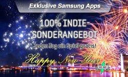 Jeden Tag ein Spiel gratis im Samsung App Store