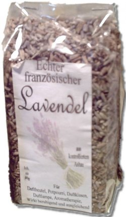 Lavendel.de: Gratis getrocknete Lavendelblüten bestellen 10g Tüte – Versand 1,50€