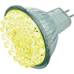 LED Lampen ab 0,99cent z.B. LED 52 mm Basetech 12 V GU5.3 1.7 W Gelb Reflektor statt 2,99€ @Conrad.de