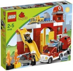 LEGO Duplo 6168 Feuerwehr-Hauptquartier für nur 30,10€ mit Versand @Amazon