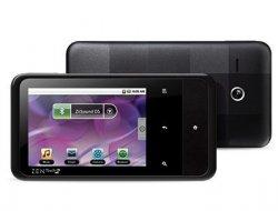 Media-Player ZEN Touch 2 (mit GPS) für nur noch 59,99€ – statt UVP 199€  bzw Marktpreis 100€ direkt vom Hersteller Creative