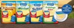 Milram: 3er Set – Drei-Käse-hoch- Frischeboxen bei Kauf von 10 Aktionspackungen