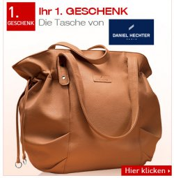 Mitbestelltip Gratis Daniel Hechter Tasche [ Wert ?€ ] sowie Lippenstift [ Wert 18€ ] @ ricaud.com