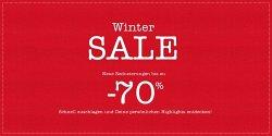 Mustang Winter Sale mit bis zu 70% Rabatt