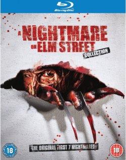 Nightmare On Elm Street 1-7 Blu-ray für nur 19.95 Euro  (2,85 Euro pro Blu-ray) bei Zavvi
