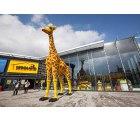 NUR HEUTE LEGOLAND Centre Oberhausen 1 Ticket + Nacht im 4*-Hotel NH inkl. Frühstück statt 74 für 45€ @travelbird.de