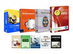 pearl.de: 0,-€ statt 34,95€ Finanz Sparpaket 2014 – 5x Software gratis (+4,90 Versand)
