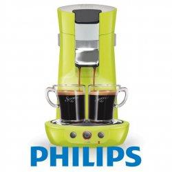 Philips Senseo Viva Café HD 7828/50 silber oder limone statt 50€ für 40€ dank Gutscheincode VSK frei [idealo 74,90€] @mömax