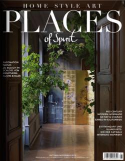"""PLACES of Spirit"""" Jahresabo für 30 Euro + 30 Euro ShoppingBON als Prämie rechn. für 0,00€ @zeitschriften-abo.de"""