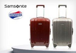 Samsonite Koffer / Taschen um mehrere 100€ reduziert (ab 38,95€) bei Amazon VIP