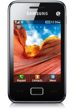 Samsung S5220 Star 3 -black (B-Ware) für nur 49,95 € @Dealclub