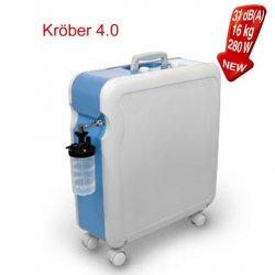 Sauerstoffkonzentrator Kröber 4.0 Sauerstoff für Zuhause! 890€ (Vergleichspreis: 1075€)