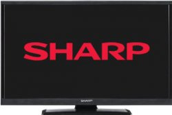 Sharp LC32LD145E 80 cm (32 Zoll) LED-Backlight(HD-Ready, 100 Hz AM, DVB-T/C, CI+, USB Recording) schwarz für 199€ VSK frei ( idealo 299) @ amazon