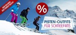Ski-Sale bei Tchibo, tolle Pistenoutfits radikal reduziert,z.B: Damen Thermosteppjacke für 29 €uro