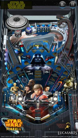 Star Wars Pinball 2 für iPhone, iPad und iPod touch GRATIS @iTunes
