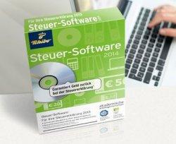 Steuersoftware 2014 bei tchibo für nur 9,95€ Mit geld-zurück-Garantie