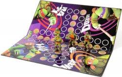 Teenage Mutant Ninja Turtles -Mensch ärger dich nicht- mit großen Figuren nur 14,99 Euro (statt 29,62 Euro Idealo) bei Elfen