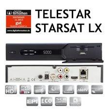 teleropa.de: HdTV Sat-Reciver Telestar STARSATLX für 99€ (Idealo:129€)