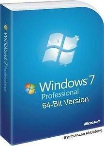 Windows 7 Professional 64-Bit OEM Win 7 Pro Deutsch Multilanguage für 36,99€ VSK frei [idealo 49,90€] @eBay